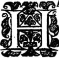 H - 1656, Thomas Blount, Glossographia